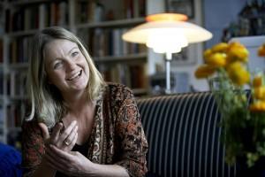 Journalist og nu forfatter Pia Friis