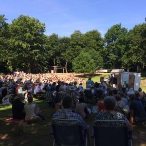 Over 600 var til grundlovsfest på Himmelbjerget (1)