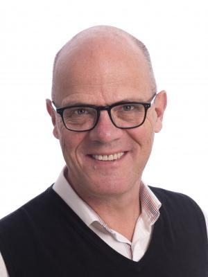 Bibliotekschef Jørgen Bartholdy